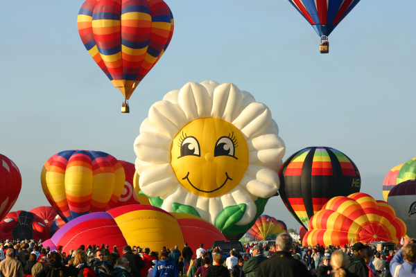 Albuquerque-Happy-Face-Balloon