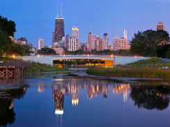 Lincoln-Park-and-Chicago-Skyline