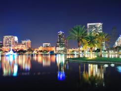 Orlando-Downtown-at-Night