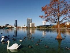 Orlando-Skyline-with-Lake-Eola