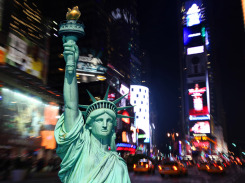 Statue-of-Liberty-and-Times-Square